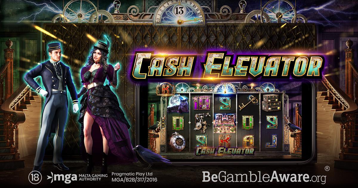 PRAGMATIC PLAY BERSAMA REEL KINGDOM MERILIS SLOT BARU: CASH ELEVATOR
