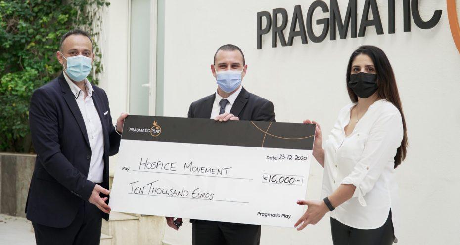PRAGMATIC PLAY MENDUKUNG YAYASAN RUMAH SAKIT DENGAN DONASI €10,000