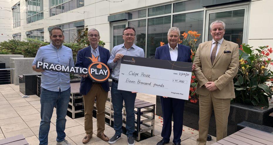 PRAGMATIC PLAY MENYUMBANG £11,000 KE CALPE HOUSE